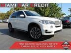 2017 White BMW X5