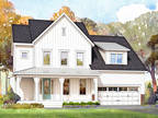 The Davidson by Robuck Homes: Plan to be Built