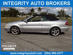 2002 VOLVO C70 XR Convertible