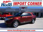 2015 Ford Explorer Brown, 79K miles