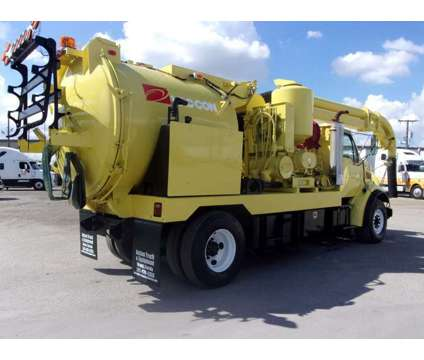 1998 Ford L8501 Louisville Vac-con VACUUM/JETTER COMBO is a 1998 Heavy Equipment Vehicle in Miami FL