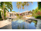 Key West Five BR 5.5 BA, Elegance on Eagle Avenue.