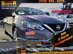 2018 Nissan Sentra S Manual