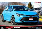 2020 Toyota Corolla Blue
