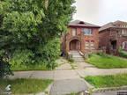 Detroit - Multifamily (2 - 4 Units)