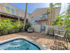 Key West Three BR Two BA, Spacious 3/2 Mid Town Condo: 1308 Sq ft