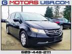 2016 Honda Odyssey EX-L w/Navigation SPORTS VAN