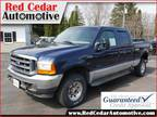 2001 Ford F-250 Blue, 229K miles