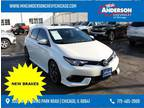 2016 Scion iM White, 21K miles