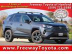 2019 Toyota RAV4 Hybrid Gray, 2000 miles