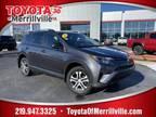 2017 Toyota RAV4 Gray, 21K miles