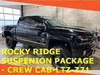 2017 Chevrolet Silverado 1500 Black, 38K miles