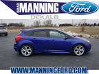 2014 Ford Focus Blue, 77K miles