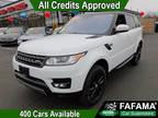 2016 Fuji White Land Rover Range Rover Sport