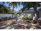 Key West 3 BR 2 BA, This tropical retreat is surrounded by a