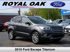 2018 Ford Escape, 8K miles