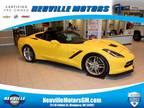 2019 Chevrolet Corvette Yellow, 10K miles