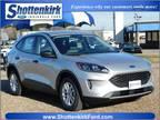 2020 Ford Escape Silver, new