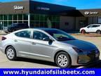 2020 Hyundai Elantra Silver, new