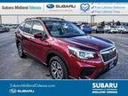 2019 Subaru Forester Red, 14K miles