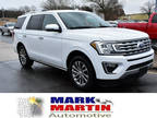 2018 Ford Expedition White, 52K miles