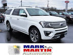 2020 Ford Expedition White