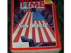 Time Magazine 1970's Back Issues