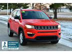 2018 Jeep Compass Sport 4x4 4dr SUV