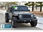 2015 Jeep Wrangler Unlimited Sport 4x4 4dr SUV