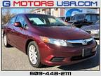2012 Honda Civic EX Sedan 5-Speed AT SEDAN 4-DR