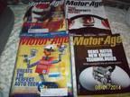 Engine Age Magzineis 2004-2006 -