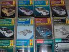 Haynes & Chilton Repair Books/Manuals -