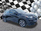 2019 Crystal Black Pearl Honda HR-V