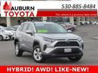 2019 Toyota RAV4 Hybrid Silver, 15 miles
