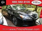 2017 Nissan Altima 2.5 2.5 4dr Sedan