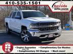 2018 Chevrolet Silverado 1500 White, 6K miles