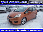 2009 Honda Fit Orange, 122K miles