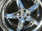 Chip Foose Wheels Tires Rims Look at the Chart for Fitting Your Car -