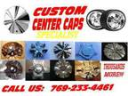 All Types Center Caps / Center Pieces for Custom Rims All Types!!!