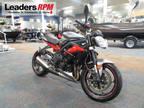 2015 Triumph Street Triple R ABS R ABS