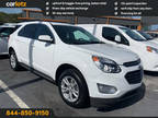 2016 White Chevrolet Equinox
