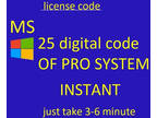 Active codes for PC of all Pro Professional products
