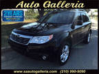 2009 Subaru Forester 2.5X Limited SPORT UTILITY 4-DR