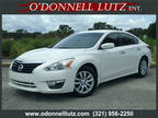 2015 Nissan Altima 2.5 S SEDAN 4-DR