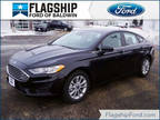 2020 Ford Fusion Black, 27 miles