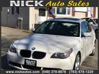 2006 BMW 5-Series 530i SEDAN 4-DR