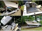 21ft Seaway with FREE Trailer -