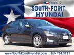 2020 Hyundai Elantra Gray