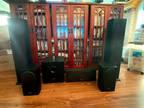 Pioneer Andrew Jones Complete Set of 6 Speakers (5.1)