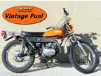 1972 Yamaha AT1 AT1